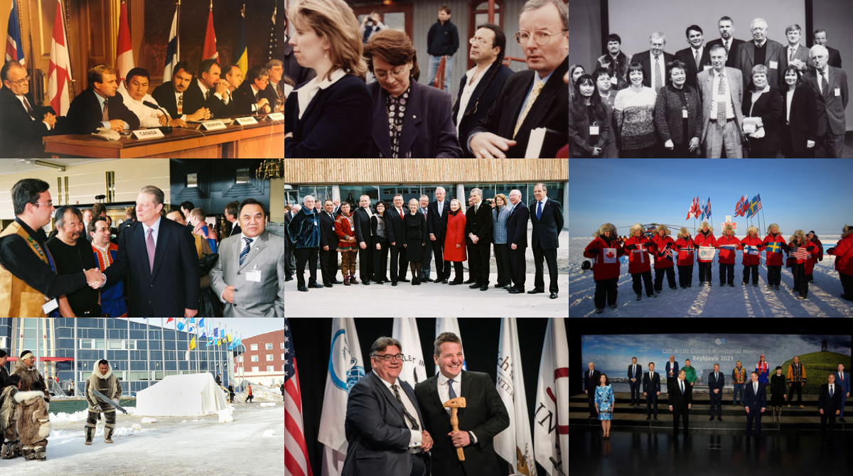 The Arctic Council celebrates 25 years of Arctic cooperation